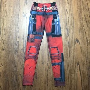 Pants - Deadpool leggings